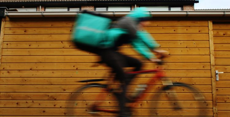 The Law and Deliveroo Cyclists